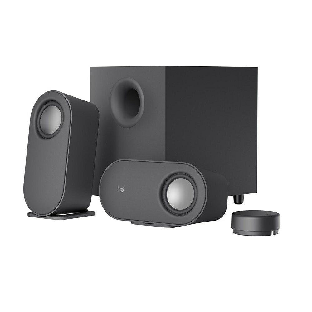 【Logitech 羅技】Z407 2.1聲道 藍牙音箱  含超低音喇叭【三井3C】