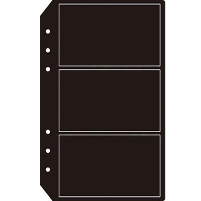 美加美 AO1506 6孔3格名片內頁補充包 5入  6包裝