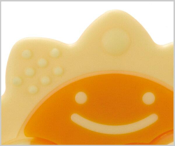 Richell利其爾 - 固齒器 橘黃色一般型 (盒裝) 4