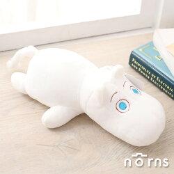 【嚕嚕米趴姿娃娃 懶洋洋6吋】Norns 正版授權Moomin 姆明 慕敏 絨毛玩偶 吊飾 玩具 禮物 芬蘭精靈