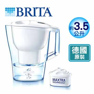『小凱電器』德國 BRITA MARELLA XL 愛奴娜透視型 3.5L 濾水壺【內含maxtra濾芯1個】