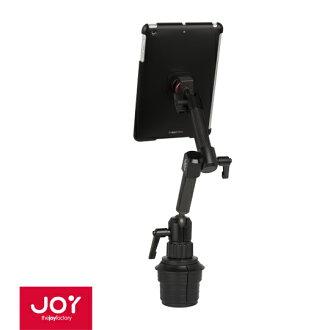【Aphon生活美學館】喜樂比 JOY MagConnect 磁吸式碳纖維車杯架- iPad mini 3/2/1適用(MME208)