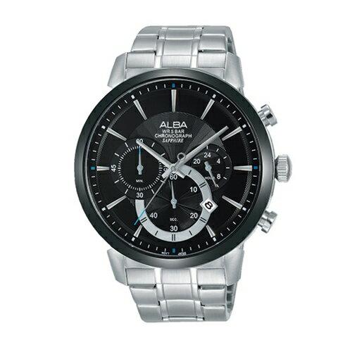 方采鐘錶:ALBA競速任我行流行運動腕錶VD53-X295DAT3D25X1