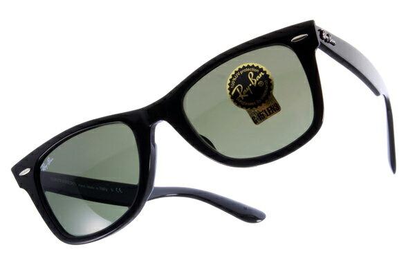 Ray Ban 雷朋  黑 太陽眼鏡 RB2140 2