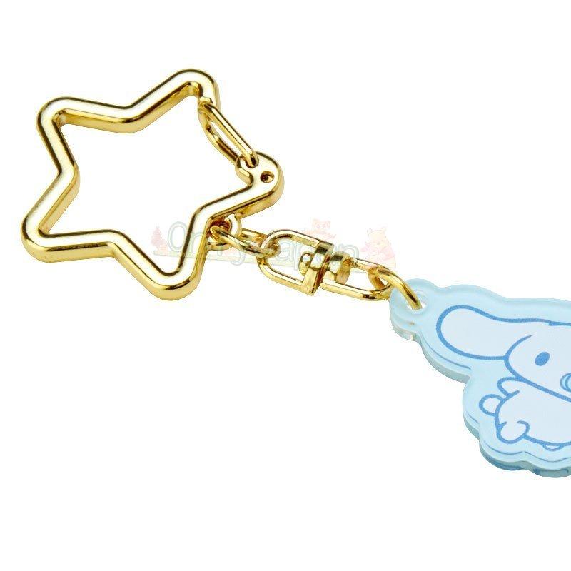 【真愛日本】4901610640838 造型壓克力鑰匙圈-CN朋友AAFK 大耳狗 喜拿狗 收藏 擺飾 吊飾 鎖圈 鑰匙圈 掛飾 3