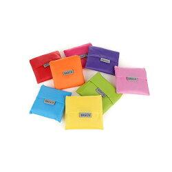 2059生活居家館_純色便攜可折疊收納環保購物袋【單入】超市購物提袋 收納袋 環保袋 麵包袋 飲料袋
