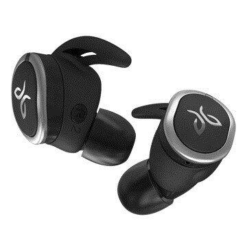台灣公司貨『 Jaybird RUN 黑色 』真無線 藍牙運動耳機/藍牙4.0/防汗/防潑水/12小時便攜電力/另售jabra elite 65t