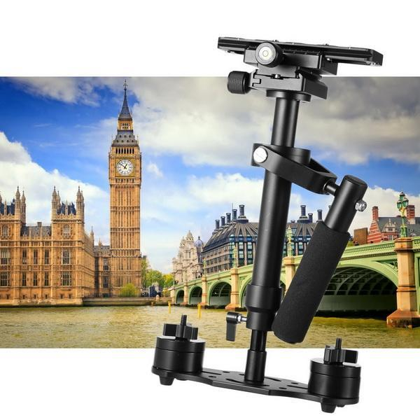 Handheld Stabilisator Steadicam for Camcorder DV DSLR Camera With Carring Bag 4