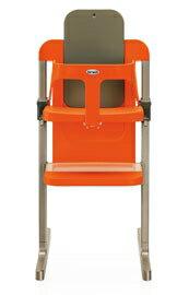 義大利【Brevi】Slex Evo 成長型兒童高腳椅 ▶內含餐盤及安全帶 4