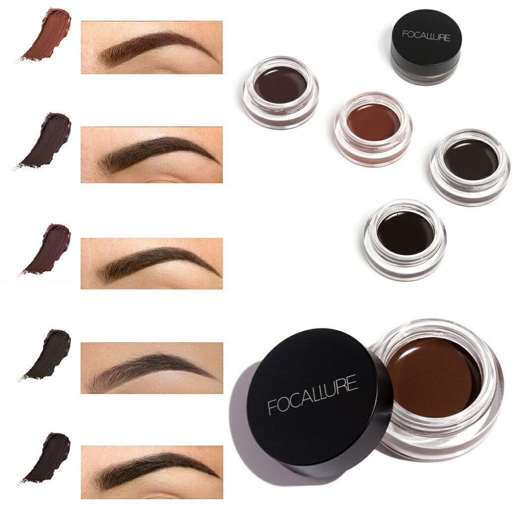 Makeup Waterproof Eyebrow Definition Cream Eye Brow Gel 5
