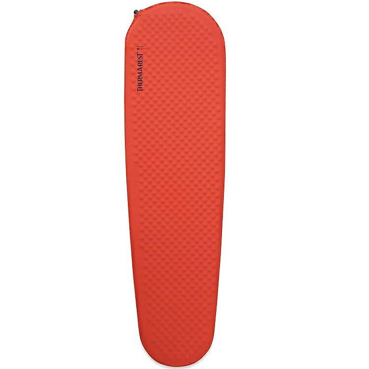 Thermarest ProLite Plus自動充氣睡墊/登山睡墊 標準 183cm 13264 橘紅