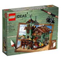 積木玩具推薦到樂高積木 LEGO《 LT21310 》IDEAS 系列 - 老漁具店就在東喬精品百貨商城推薦積木玩具