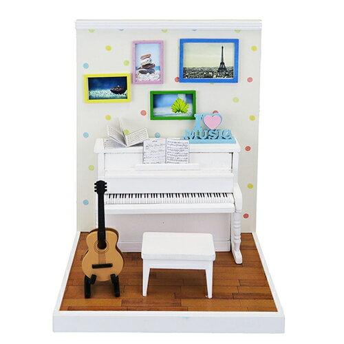 《NanoRoom迷你家具》NRB-004樂器房組