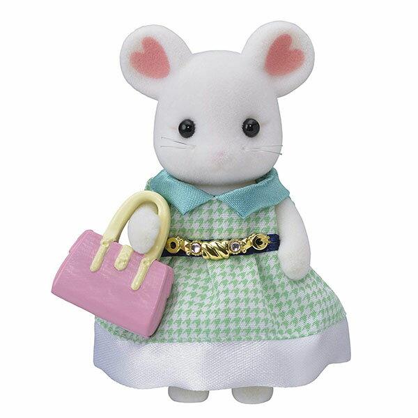 【EPOCH】森林家族-TOWN棉花糖鼠小姐