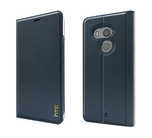 HTCU11Plus原廠輕薄翻頁式皮套原廠皮套