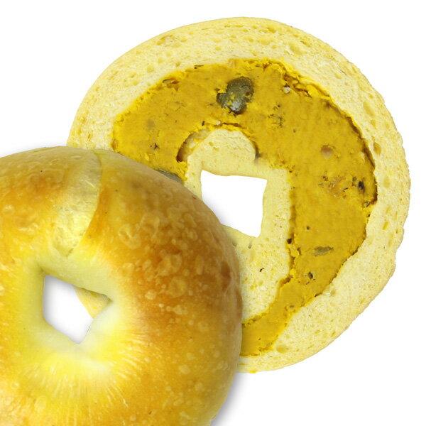 哈肯舖【南瓜貝果】初榨橄欖油
