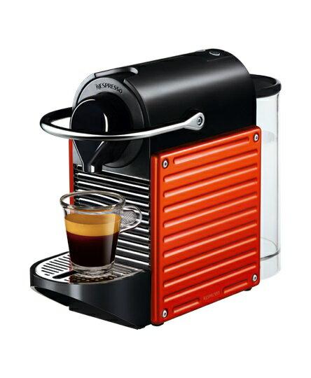 雀巢 Nespresso PIXIE C60 膠囊咖啡機  紅色  公司現貨