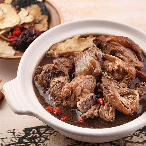 元進莊-四物雞1200g現代婦女養生湯品