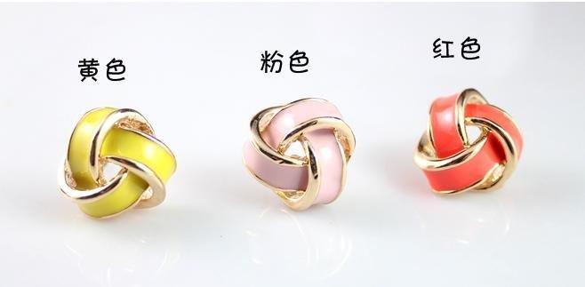 飾品螺旋耳夾複古耳環可愛 耳針精致時尚耳飾女耳釘
