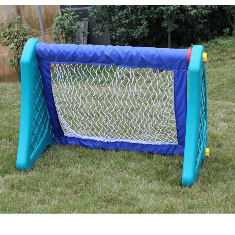 幼兒園塑料足球門小型足球門兒童折疊足球門足球框足球架兒童足球