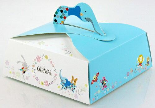 【基本量】秘密花園-派盒6號 / 梯型 / 200個