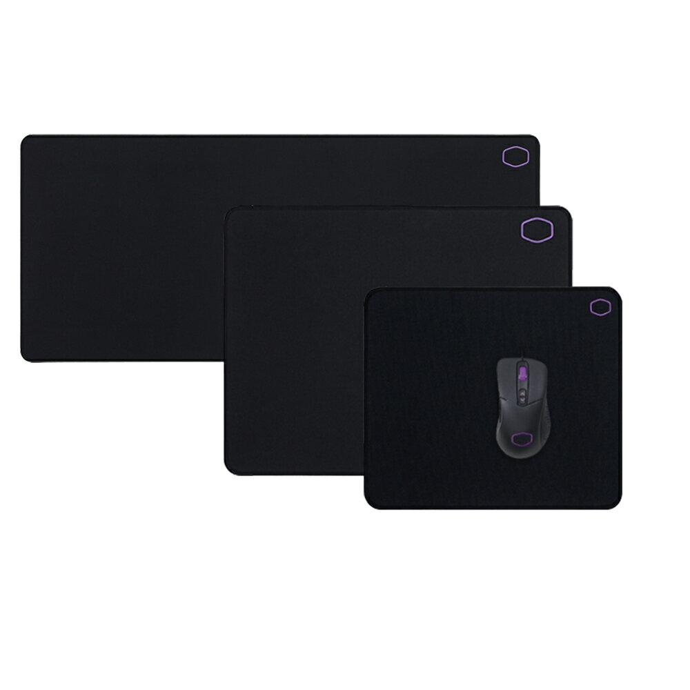 Cooler Master 酷碼 CM MP510-XL-L-M 布質 電競滑鼠墊  /夜光 LOGO/防潑水表面/防翹邊縫線/CORDURA 纖維/7天保/PCHOT/酷媽