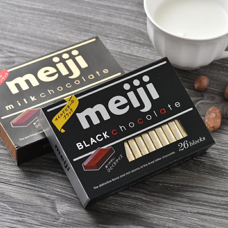 【Meiji明治】鋼琴巧克力26枚-牛奶 / 草莓 / 黑巧克力 チョコレート 3.18-4 / 7店休 暫停出貨 4