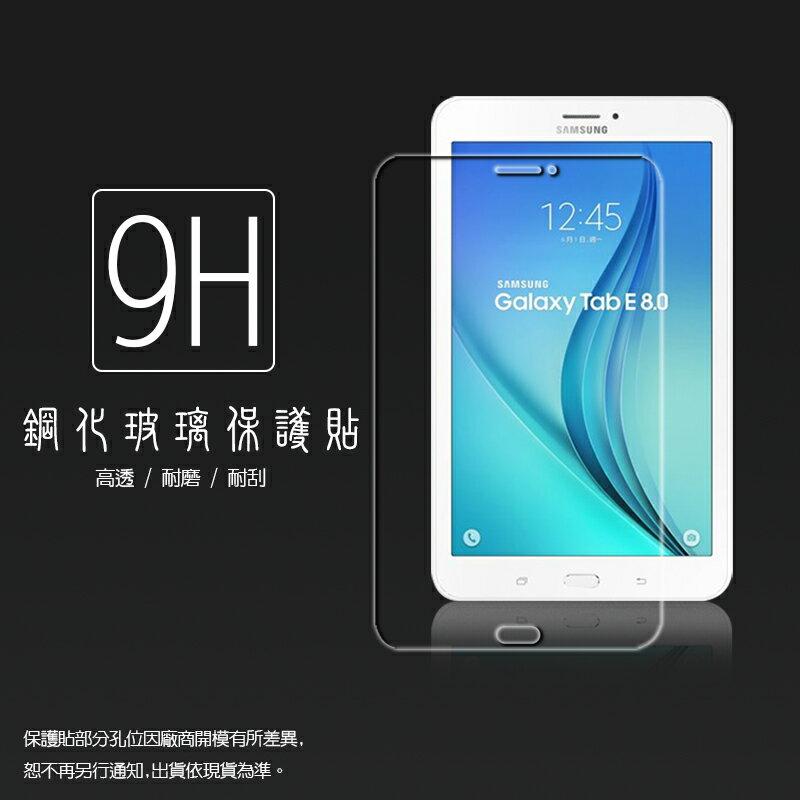 超高規格強化技術 SAMSUNG Galaxy Tab E 8.0 T3777 8吋 (LTE版) 鋼化玻璃保護貼/強化保護貼/9H硬度/高透保護貼/防爆