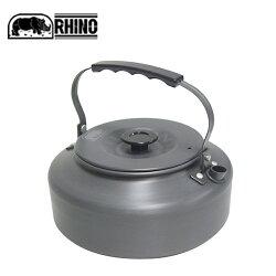 【速捷戶外】RHINO 犀牛 K-33 加大型超輕鋁合金茶壺