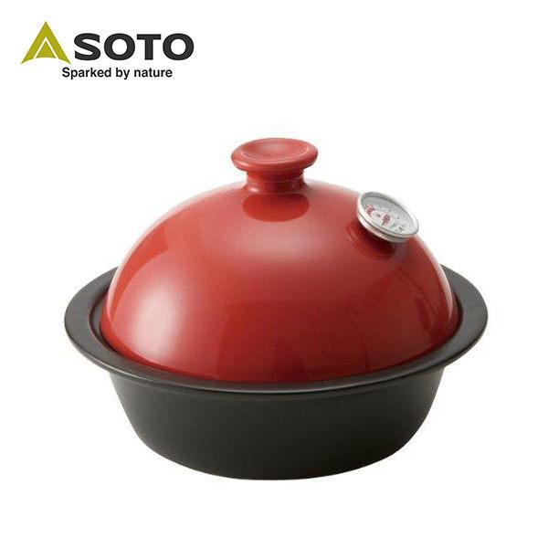 SOTO 陶瓷煙燻烤爐 ST-126RD - 限時優惠好康折扣