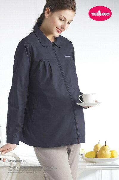 六甲村 - 健康防護娃娃長袖外套 (寧靜藍) 1