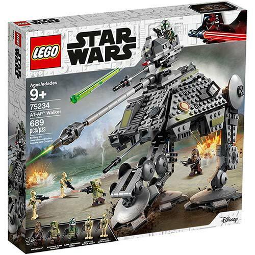 樂高LEGO 75234 STAR WARS 星際大戰系列 - AT-AP™ Walker - 限時優惠好康折扣