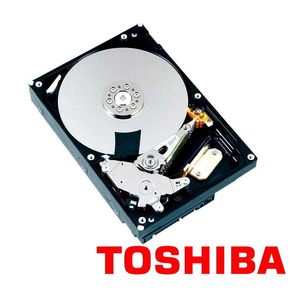 TOSHIBA 東芝 2TB 3.5吋 5700轉 SATA3 影音監控硬碟 三年保(DT01ABA200V)【首購滿699送100點】