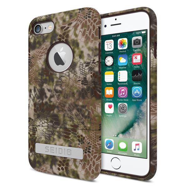 SEIDIO SURFACE™ x KRYPTEK 迷彩聯名保護殼 for Apple iPhone 7