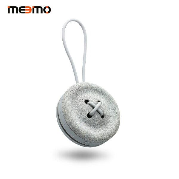 和芯數位:Meemo鈕扣藍牙喇叭單顆8W音質超高文青最愛特別推薦4色