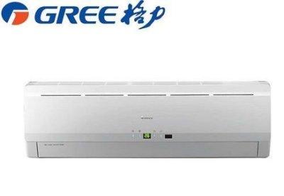 格力GREE R32時尚型變頻式冷專/單冷 分離式空調冷氣GSE-23CO/GSE-23CI