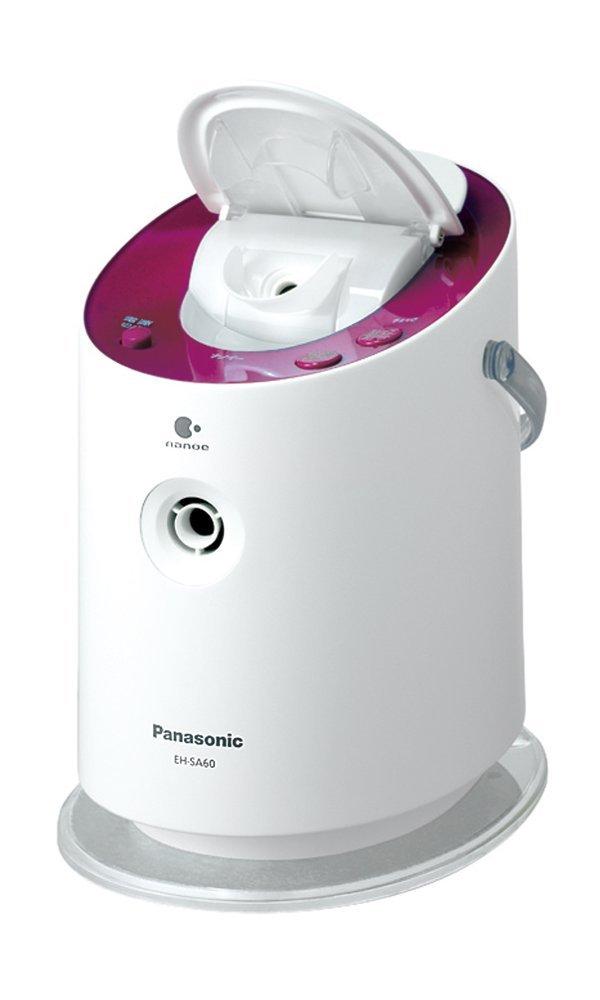 日本 國際牌 保濕美顏 Panasonic EH-SA60 奈米離子蒸臉器 一台兩用 美顏潔臉機
