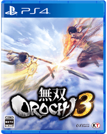 預購中9月27日發售中文版含特典下載卡[輔導級]PS4無雙OROCHI蛇魔3