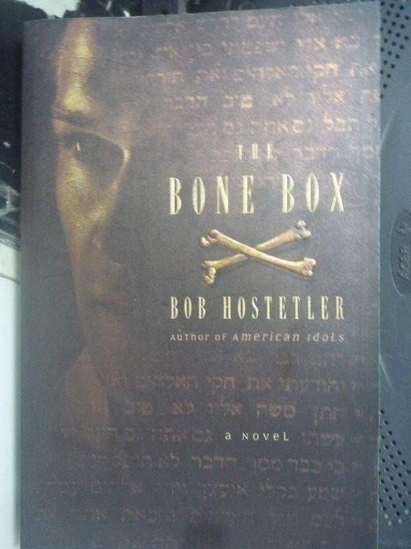 【書寶二手書T5/原文小說_LKQ】The Bone Boxvar_Bob Hostetler