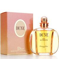 Dior 迪奧推薦Dior香水/Dior唇膏/Dior包包到DIOR迪奧 DUNE 沙丘女性淡香水 100ml《Belle倍莉小舖》
