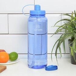 【nicegoods】綠森活可背式吸管水壺 2.5L