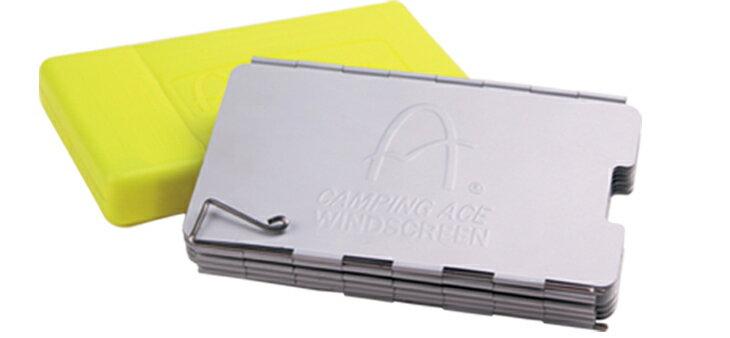 10片中型檔風板 ARC-5102M 野樂 Camping Ace - 限時優惠好康折扣