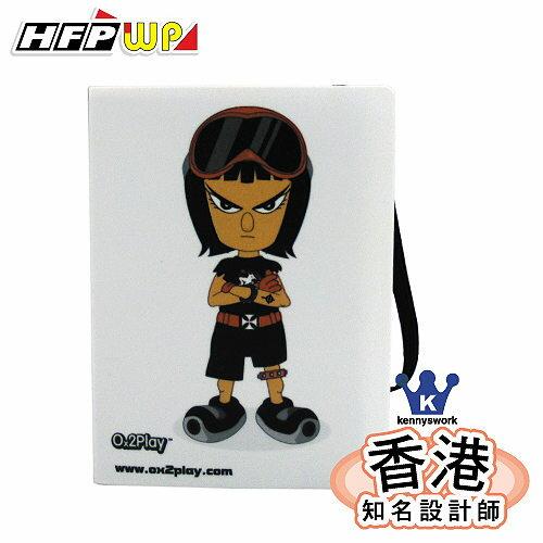 HFPWP 香港酷小子 40入名片夾名設計師 台灣製 環保無毒 5折 COCH40S / 本