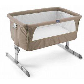 【淘氣寶寶】義大利Chicco Next 2 Me 多功能移動舒適嬰兒床(異國棕)