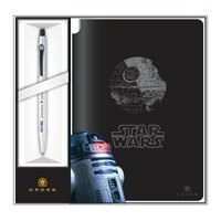 星際大戰 生活雜貨推薦到高仕CROSS-星際大戰-立卡原子筆+筆記本禮盒就在祥綺精品名筆屋推薦星際大戰 生活雜貨