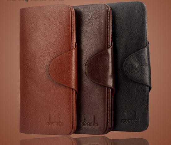 ✻蔻拉時尚✻ [YB-232] 韓版長款皮夾 軟皮男士長款皮夾