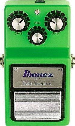 全新 Ibanez TS9/ TS-9 Tubescreamer 經典電吉他單顆效果器/可當成 Boost【唐尼樂器】