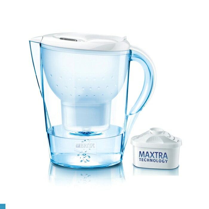 【德國BRITA】德國進口 Marella 馬利拉淨水器/淨水壺/濾水壺 3.5L(內含1支濾芯) 生活日用品