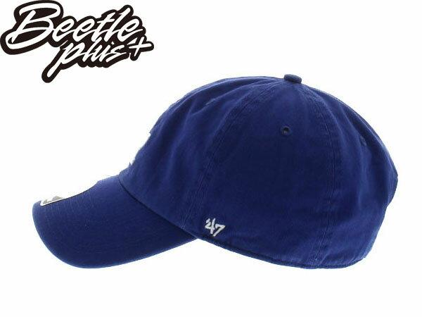 BEETLE 47 BRAND 老帽 洛杉磯 道奇 LOS ANGELES DODGERS DAD 大聯盟 MLB 藍白 MN-366 1