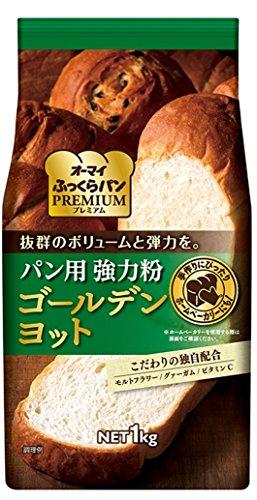 日本製粉 (金帆船級)高筋麵粉 1kg/日本麵粉/4902170045613